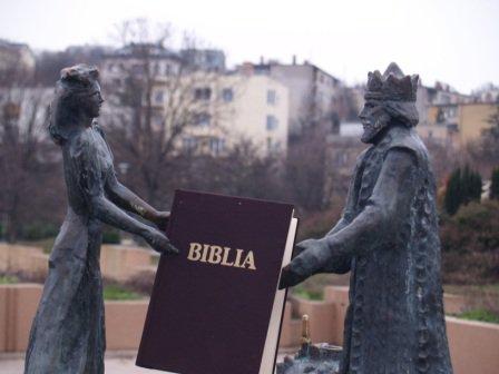 Új utak a Biblia terjesztésében