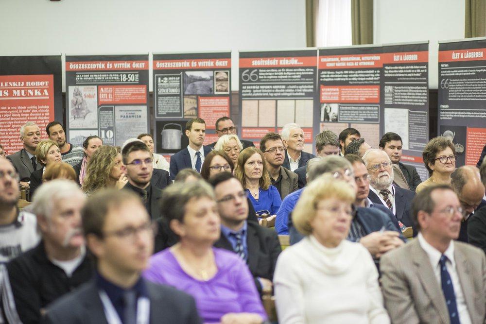 Konferenciát szerveztünk, amely a szovjet fogságba hurcolt reformátusokról szólt