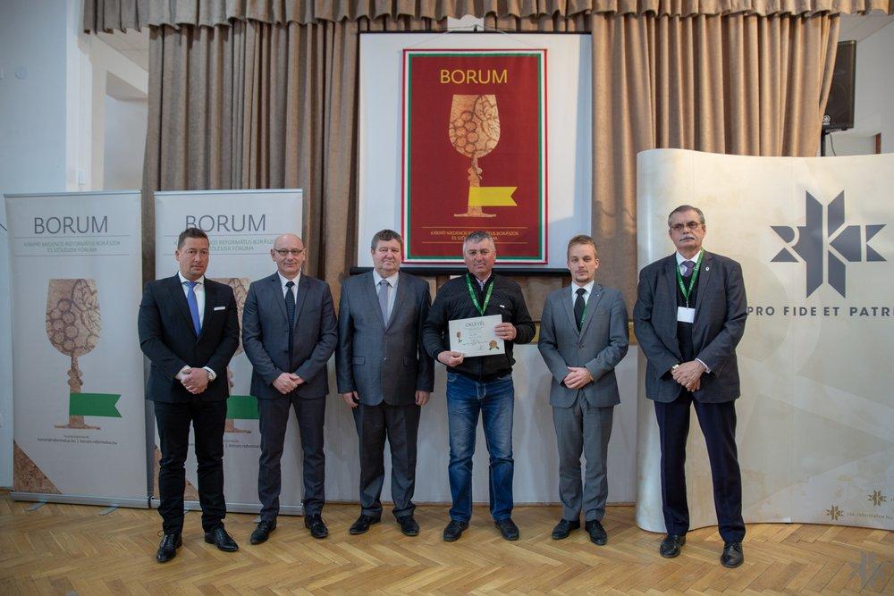 Kiválasztották a Magyarországi Református Egyház idei borát