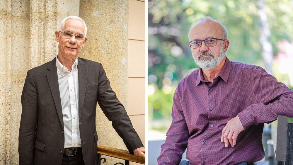 MRE Zsinat: új vezetők