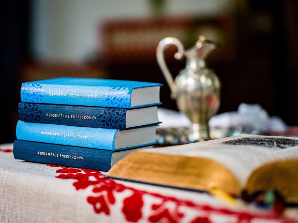 Megjelent az új Református énekeskönyv